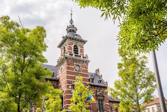 Gemeentehuis van Anderlecht.