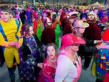 Vliegbasis viert carnaval met de regio