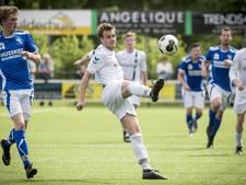 Uitslagen en doelpuntenmakers amateurvoetbal nacompetitie Hemelvaartsdag