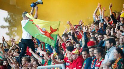 """1.000 KVO-fans trekken naar bekermatch in Gent: """"Tickets sneller dan verwacht uitverkocht"""""""