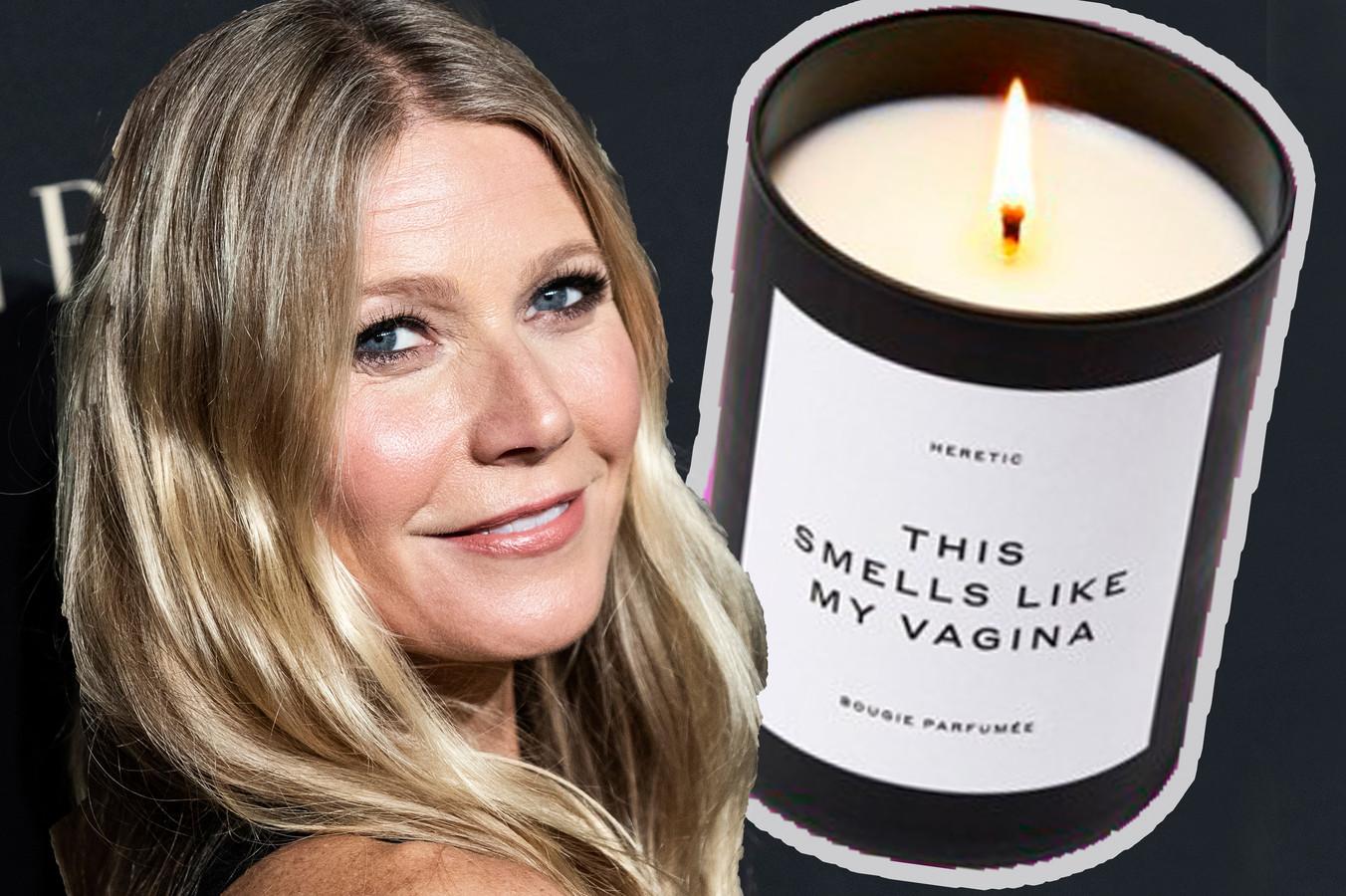 La star a comparé l'odeur de sa nouvelle bougie parfumée à celle de son vagin.