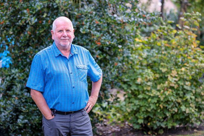 Wim Blankers werkte 44 jaar voor het Heerbeeck college in Best in diverse functies. Hij zwaaide vrijdag af.