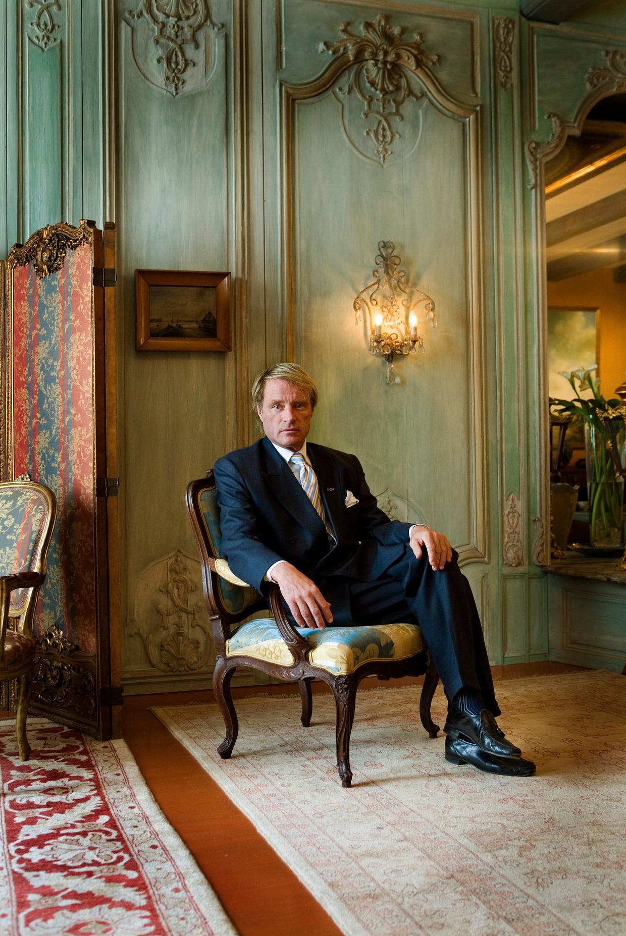 Jacob Gelt Dekker, zakenman, columnist, filantroop
