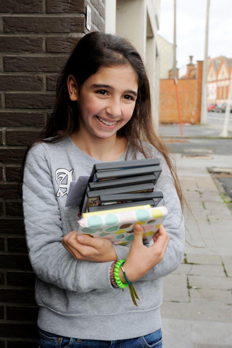 Kristina (11 jaar) verblijft al jaren in Eeklo en zou nu gevlucht zijn om haar uitwijzing naar Armenië te vermijden.