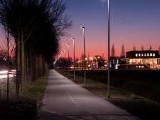 Fietspad Zuiderbos Dedemsvaart krijgt dynamische LED-verlichting