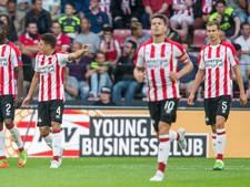 Ongekende blamage voor PSV, dat nu al moet vrezen voor Europese uitschakeling
