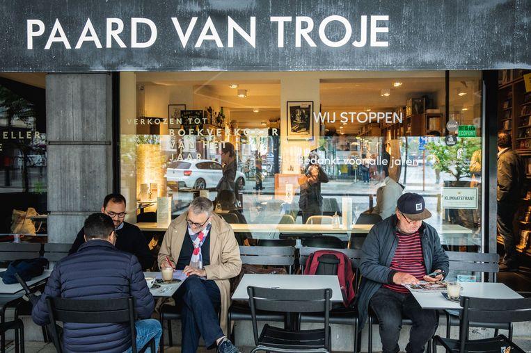 Paard Van Troje is één van de hipste boekenzaken van Gent
