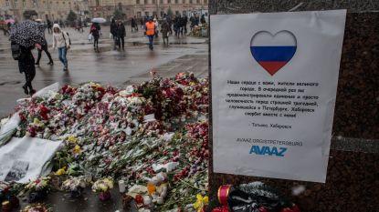 Nieuwe verdachte van aanslag op metro Sint-Petersburg opgepakt