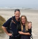 Wouter en zijn vrouw Anita.