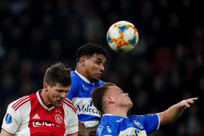 Vorig seizoen verloor PEC tweemaal van Ajax, met 1-4 en 2-1.