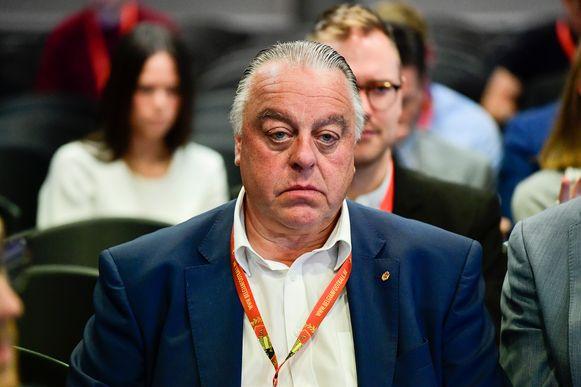 Ex-KVM-voorzitter Johan Timmermans blijft tien jaar geschorst.