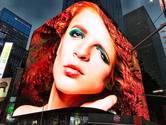 Grootste videomuur op Times Square ooit