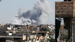 """Strijd om Raqqa zo goed als voorbij: """"Alle strijders zijn vertrokken"""""""