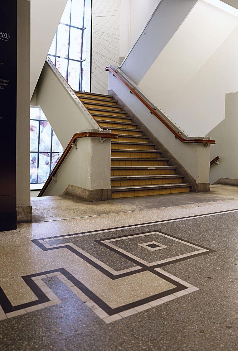 De Vierde Ambachtsschool, 'Het Sieraad', Postjesweg. Architect: Arend Jan Westerman, 1926 Beeld Pim van Schaik
