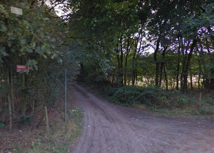 Landgoed de Hissehaag wordt doorsneden door een zandweg. Hier wil Yarden een crematorium vestigen.