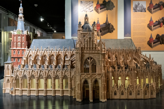 De Sint-Jan in museum de Bouwloods