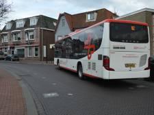 Protest tegen het verdwijnen van zeven bushaltes in Oudewater