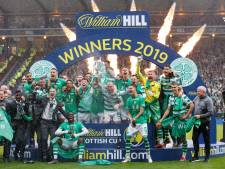 Le Celtic signe un troisième triplé consécutif
