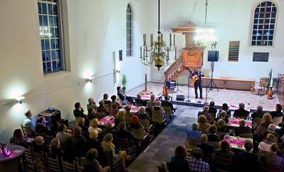Kerkvisie: een open blik naar de toekomst van godshuizen