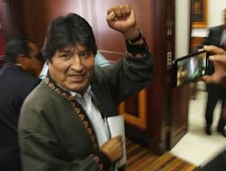 Bolivia wil oud-president Morales voor Internationaal Hof