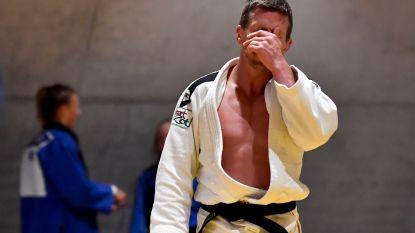 """Dirk Van Tichelt strandt op WK judo al in openingsronde: """"Leverde gewoon een slechte kamp af"""""""