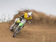 Ook tweede wedstrijd OZK motorcross zonder publiek