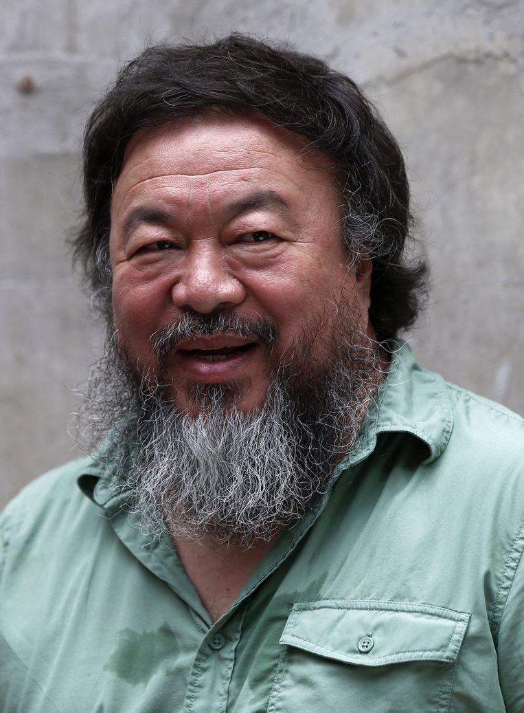 Ai Weiwei. Beeld anp