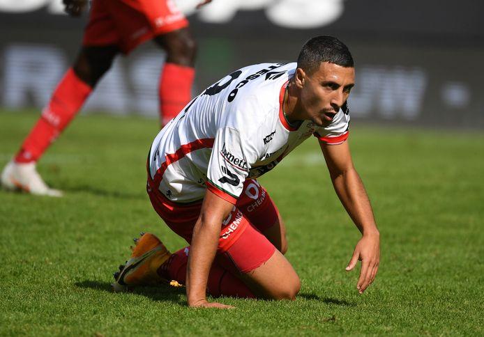 """Gianni Bruno en Zulte Waregem moeten op Standard rechtkrabbelen: """"Verliezen kan je altijd, maar nooit meer op de manier zoals zondag tegen Club Brugge."""""""