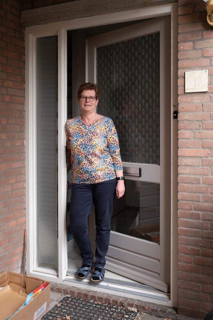 Jolanda van Doremalen. #Wijzijnthuis