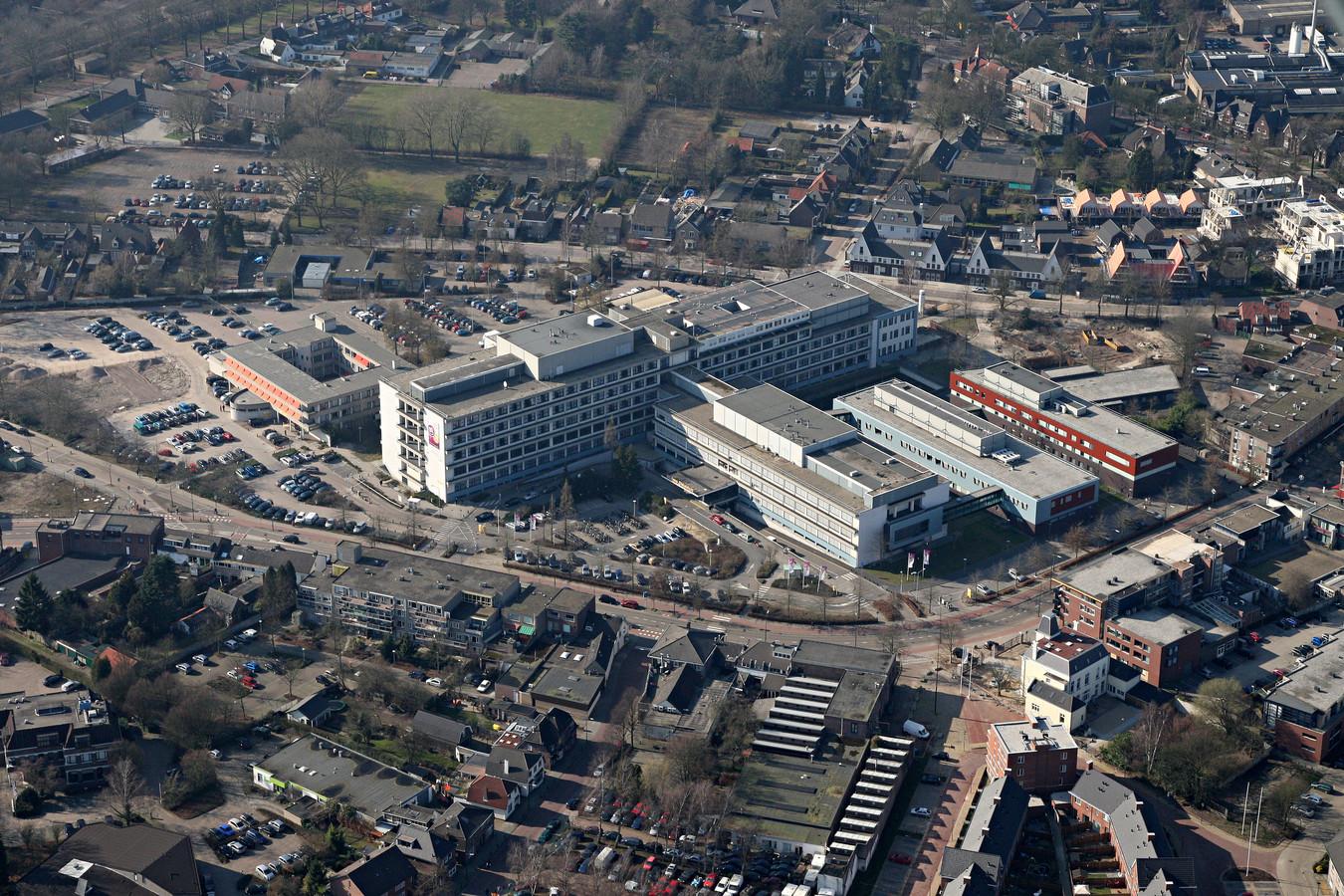 Het St. Annaziekenhuis in Geldrop.