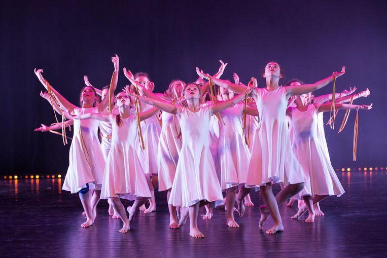 Bij dansschool D.I.O.P kunnen zowel kinderen, jongeren als volwassenen dansles volgen.