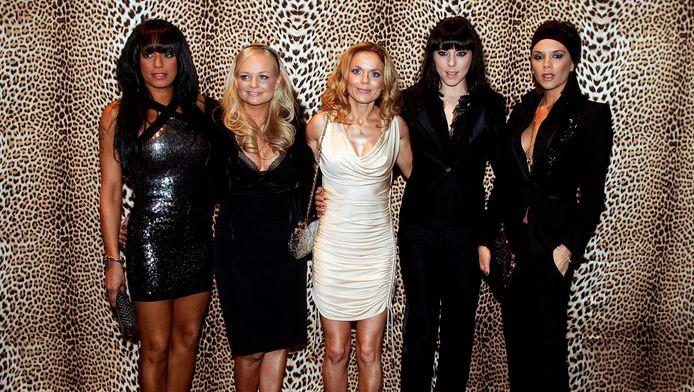 De Spice Girls in betere tijden