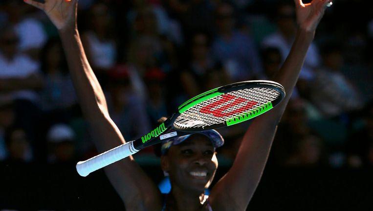 Venus Williams Beeld reuters