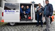 Drie nieuwe interventievoertuigen voor politiezone