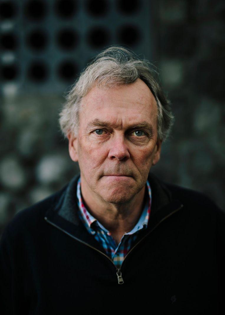 Jos Rijser, ex-kantoorgenoot van Astrid Holleeder. Beeld Marc Driessen
