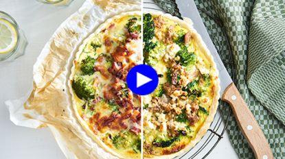 Elke moeilijke eter smult van broccoli als je de groente in dit gerecht verwerkt