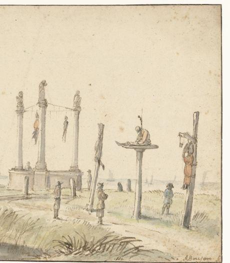 Radbraken en in een vat de Waal in; de schepenbank Zaltbommel strafte keihard