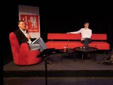 Nieuwscafé met dertig bezoekers maar ook live bij Omroep Land van Cuijk