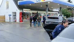 Opnieuw drieste gewapende overval op tankstation in Druivenstreek: uitbater gekneveld