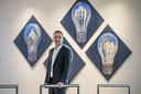 Eindhoven - Eric Rondolat, dir. van Philips Lighting