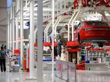 'Tesla wil productie opvoeren'