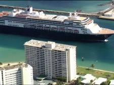 Lichaam van op cruiseschip overleden Albert uit Nieuwegein mag niet weg uit Florida: 'U krijgt wel een pakketje met as thuis'