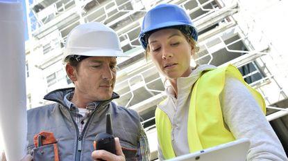 Dit is het gemiddeld loon in de bouwsector
