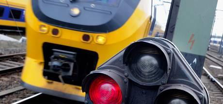 Seinstoring zorgt voor problemen op spoor tussen Den Bosch en Breda; NS zet stopbussen in