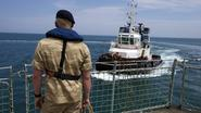 Belgisch marineschip redt 213 bootvluchtelingen