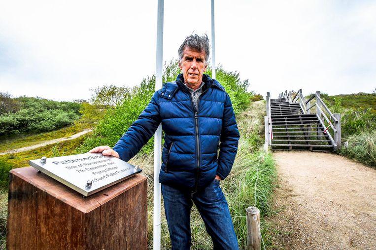 Dankzij Guido Van Landeghem is de voetgangersbrug vernoemd naar Richard Fuller Patterson.