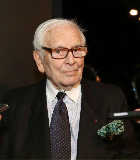 Modeontwerper Pierre Cardin overleden
