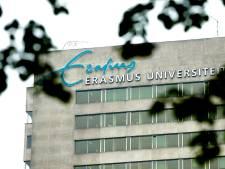 Deel campus Erasmus Universiteit Rotterdam dicht vanwege asbest