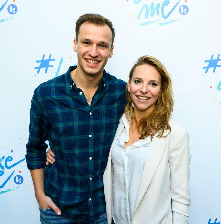 Ook acteurskoppel Michiel De Meyer en Line Ellegiers waren van de partij.