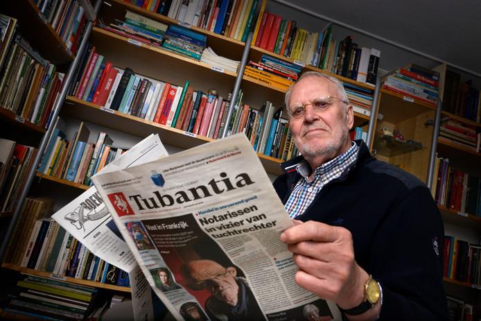 Oud hoofdredacteur Jan van Nus
